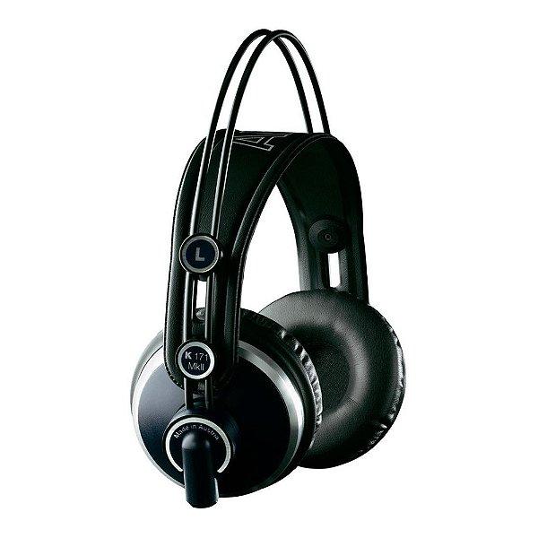 Fone Over-Ear AKG K 171 MK II