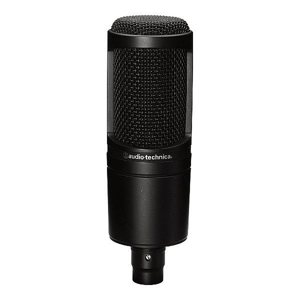 Microfone Audio-Technica Estudio AT 2020