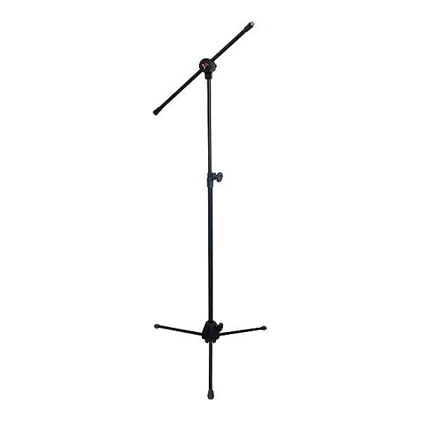 Pedestal Microfone Saty PMG 10
