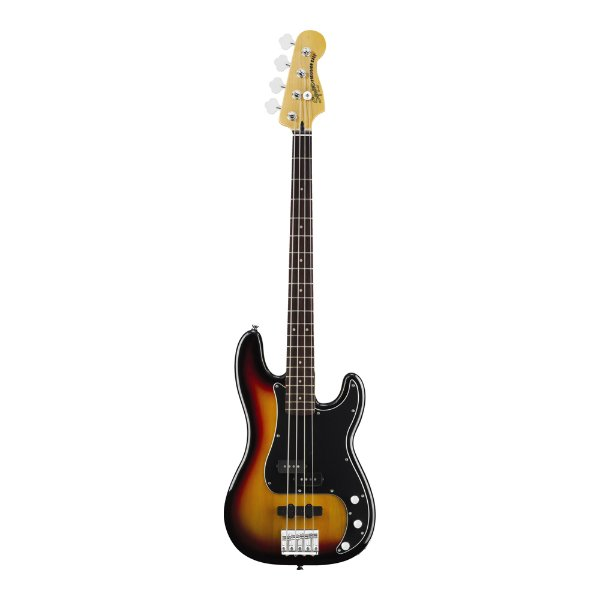 Contrabaixo 4C Passivo Squier Vintage Modified PJ Bass SB