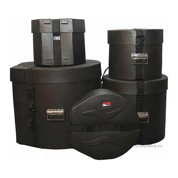 Case Bateria Gator GPR Standard Set