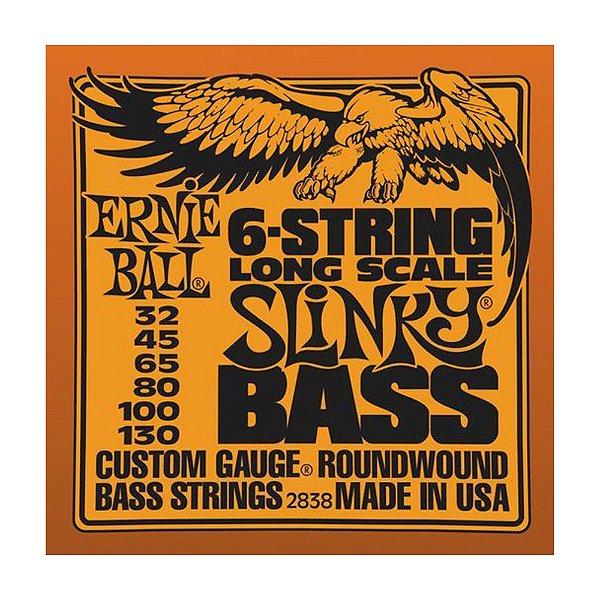 Encordoamento Ernie Ball C Baixo 6c 0.32 2838