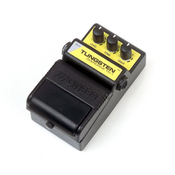 Pedal Onerr Overdrive To 1