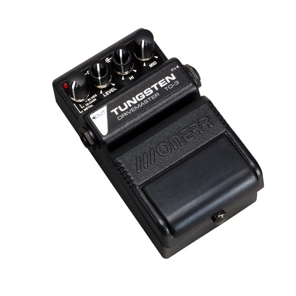 Pedal Onerr Overdrive To 3
