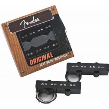 Captador Fender Jazz Bass 4c Original Set