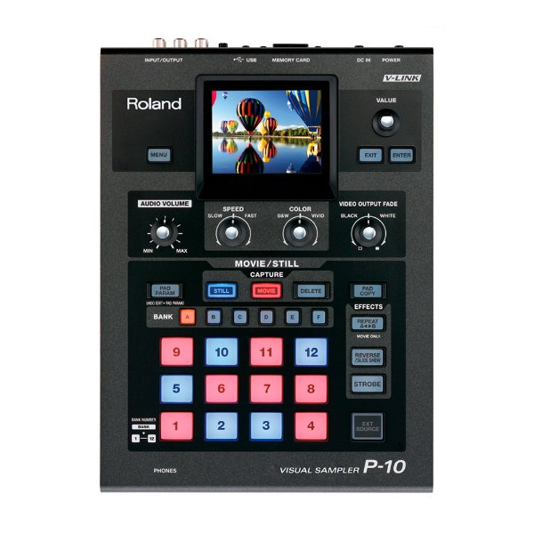Mixer Roland Video P10