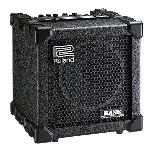 Combo Roland Contrabaixo Cube 20 XL