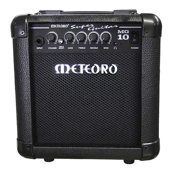Combo Guitarra Meteoro MG 10