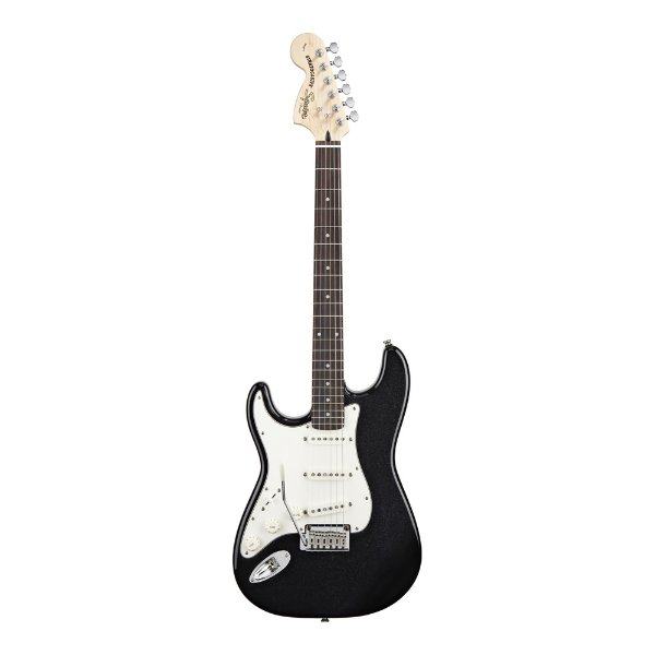 Guitarra Squier by Fender Strato Standard Canhoto