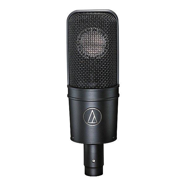 Microfone Audio-Technica Profissional AT 4040