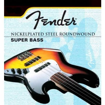 Encordoamento Fender C Baixo 4c 0.45 Super Bass