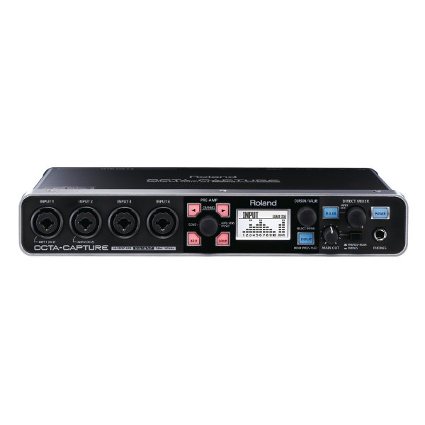 Interface USB Roland UA 1010 OCTA-CAPTURE