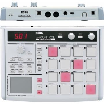 Controlador Korg Padkontrol Kpc 1