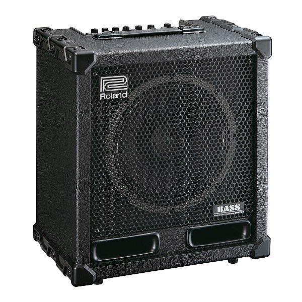 Combo Roland Contrabaixo Cube 120 XL