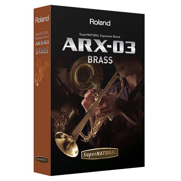 Placa Expansão Roland ARX 03