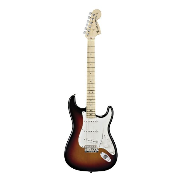Guitarra Fender AM Highway 1 upgrade