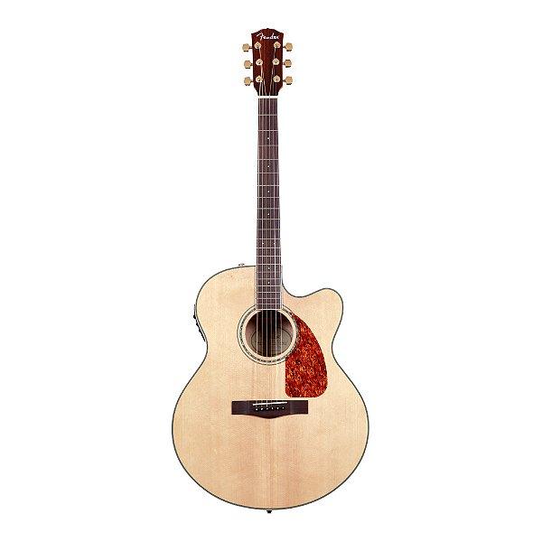 Violão Jumbo Fender CJ 290 SCE