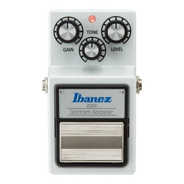 Pedal Guitarra Ibanez Bottom Booster BB 9