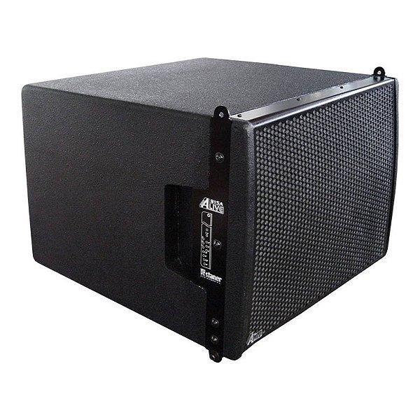 Caixa Acústica Ativa Staner Alive 915 A