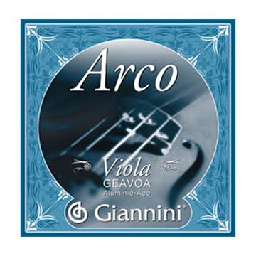 Encordoamento Giannini Viola Arco Geavoa