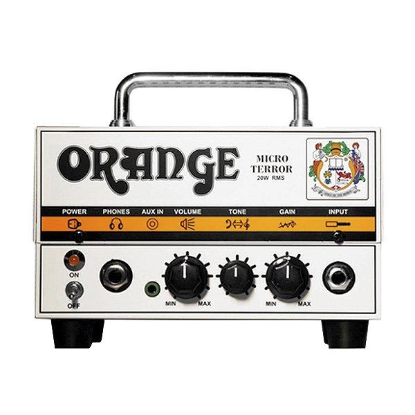 Cabeçote Guitarra Orange Micro Terror