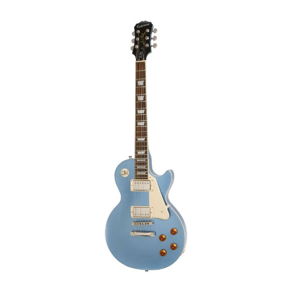 Guitarra Les Paul Epiphone Standard Pelham Blue