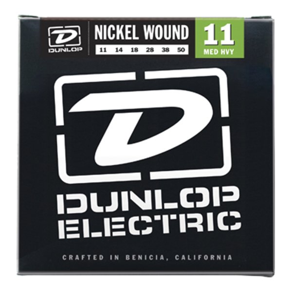 Encordoamento Guitarra 0.11 Dunlop 6332