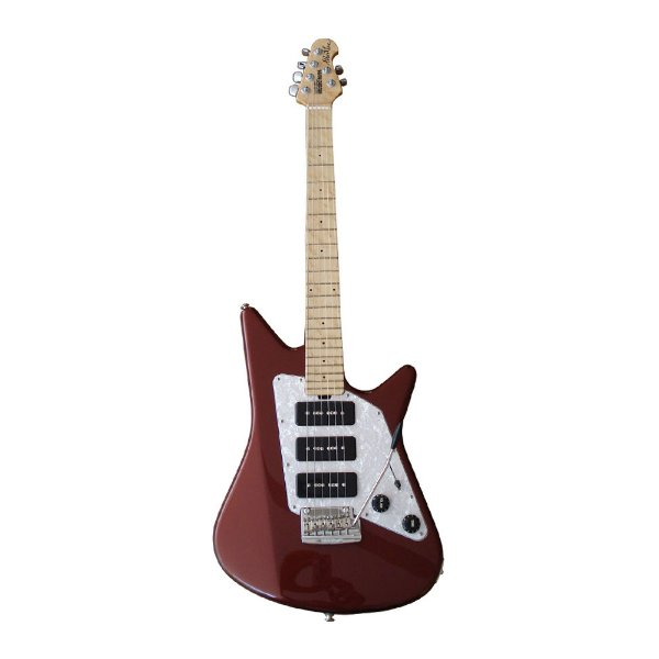 Guitarra Original Music Man Albert Lee Model com case
