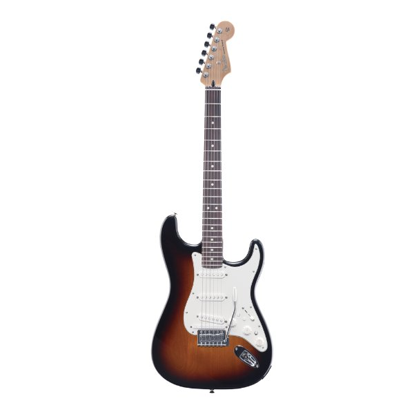 Guitarra Strato Roland by Fender V-Guitar GC1