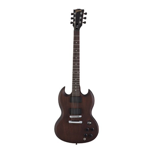 Guitarra SG Gibson J Series com case - Sunburst