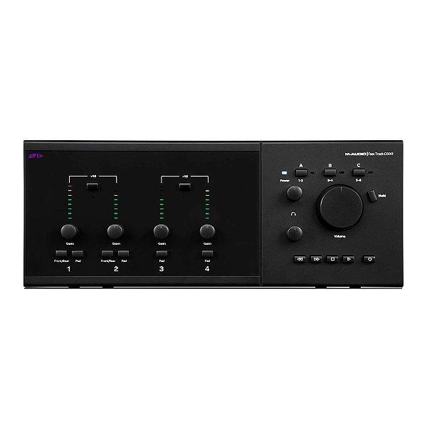 Interface USB Avid Fast Track C 600 com Pro Tools MP9