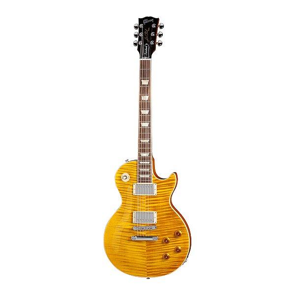 Guitarra Les Paul Gibson Standard 2012 Translucent Amber