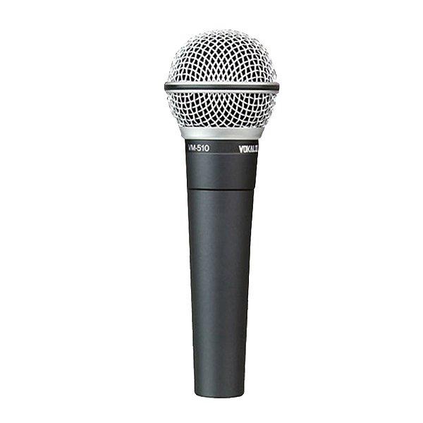 Microfone Mão Vokal VM 510