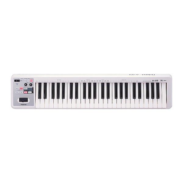 Controlador USB/MIDI Roland A 49