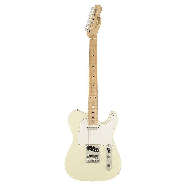 Guitarra Tele Squier  Affinity MN Arctic White