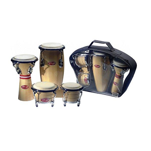 Kit Stagg Mini Percussão
