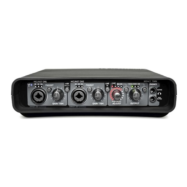 Interface Firewire TC Electronic Impact Twin
