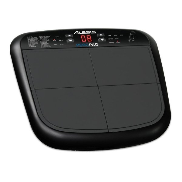 Módulo Percurssão Alesis Performance Pad PercPad