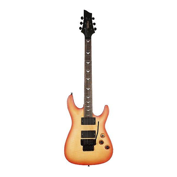 Guitarra Waldman Scandal Flamish Plus GSC 600 F