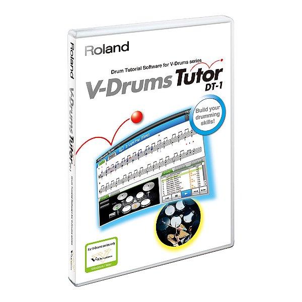 Software Roland DT-1 V-Drums