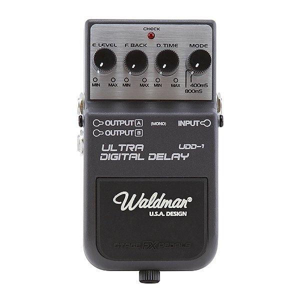 Pedal Guitarra Waldman Ultra Digital Delay UDD 1