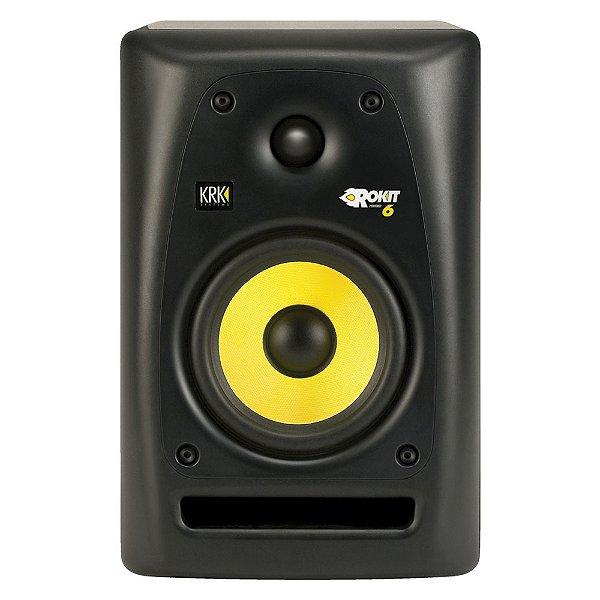 Monitor KRK Rokit 6 G2 (unitário)