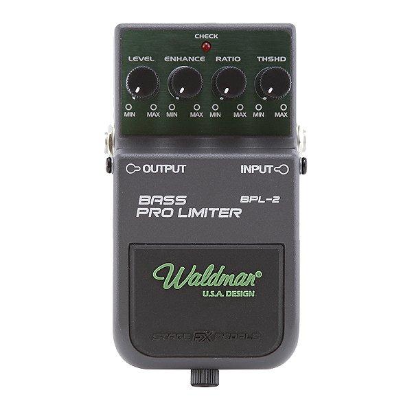 Pedal Contrabaixo Waldman Bass Pro Limiter BPL 2