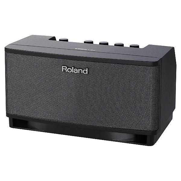 Combo Guitarra Roland Cube LT - Preta