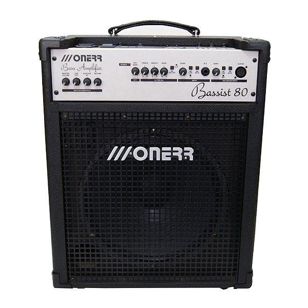 Combo Contrabaixo Onerr Bassist 80