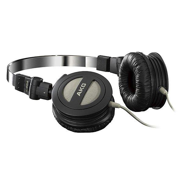 Fone On-Ear AKG K 404