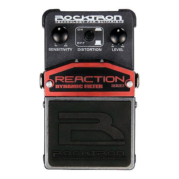 Pedal Guitarra Rocktron Reaction Dynamic
