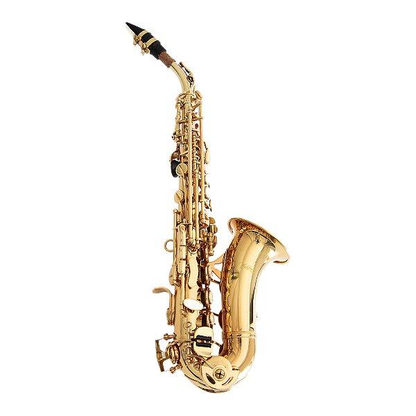 Saxofone Soprano Sib Waldman WSC GD