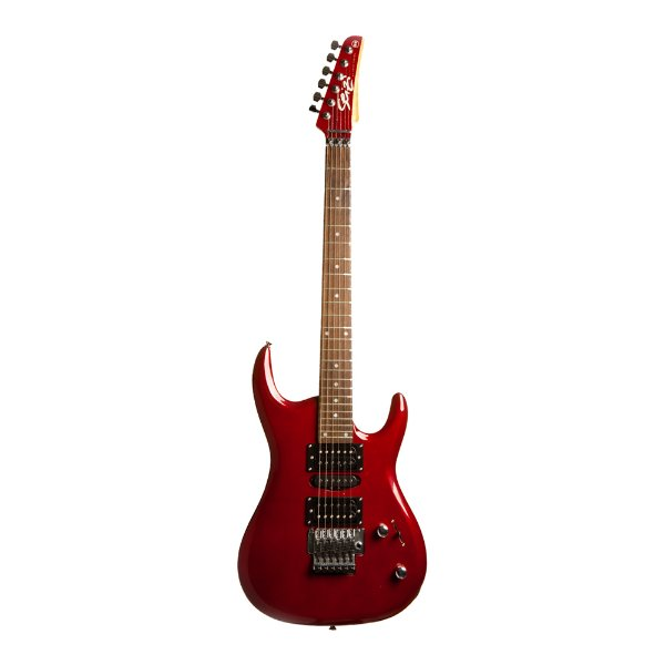 Guitarra Original Seizi Alien Metallic Red