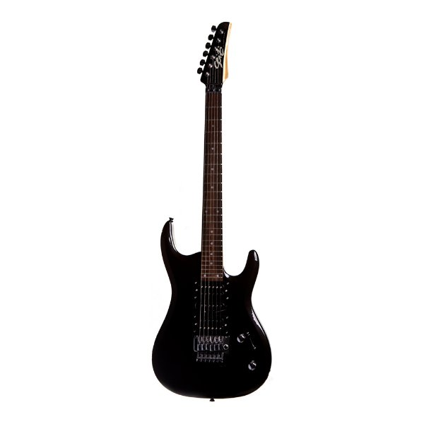 Guitarra Original Seizi Alien Metallic Black